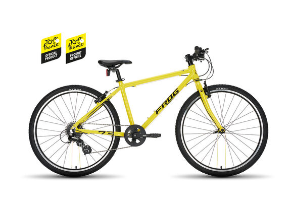 FROG BIKES Frog 73 TDF Yellow click to zoom image