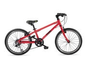 FROG BIKES Frog 52  Red  click to zoom image