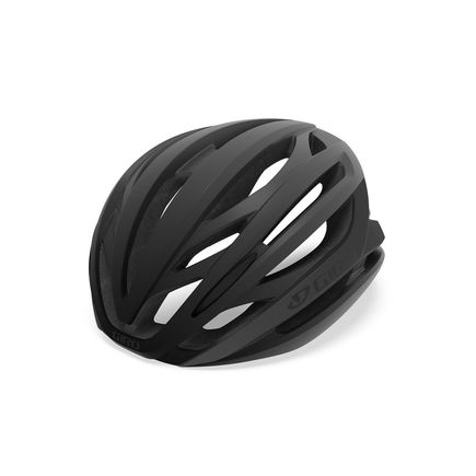 GIRO Syntax Road Helmet Matte Black click to zoom image
