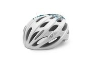 GIRO TRINITY UNISIZE 54-61CM WHITE/IND GREEN  click to zoom image