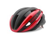 GIRO SYNTHE S 51-55CM BRIGHT RED/MATT BLACK  click to zoom image