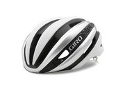 GIRO SYNTHE S 51-55CM WHITE/SILVER  click to zoom image