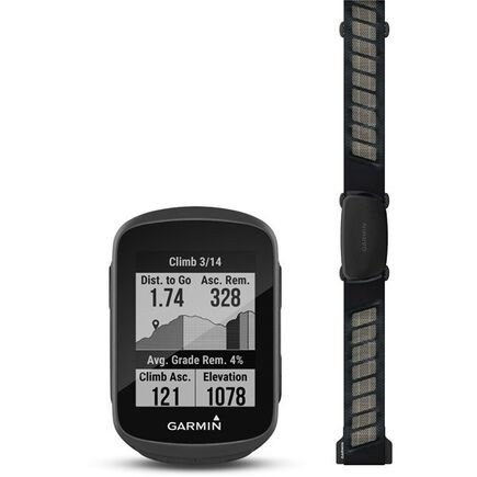 GARMIN Edge 130 Plus GPS enabled computer - performance bundle click to zoom image