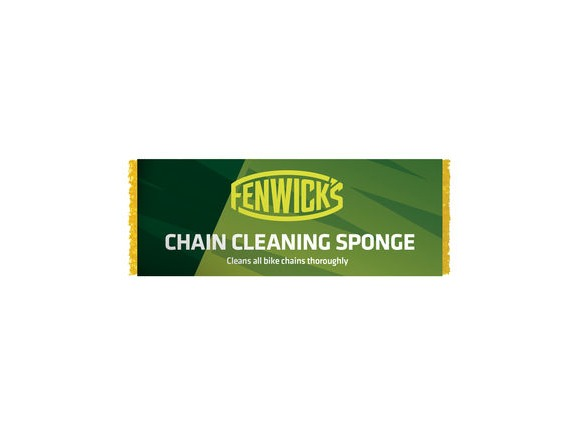 FENWICK'S Chain Cleaning Sponge click to zoom image