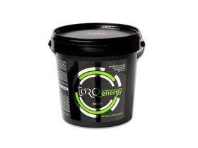 TORQ Natural Energy Drink (1x 500g) Lime & Lemon
