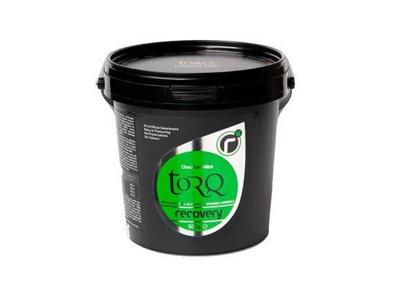 TORQ Recovery Drink (1x 500g) Chocolate Mint click to zoom image